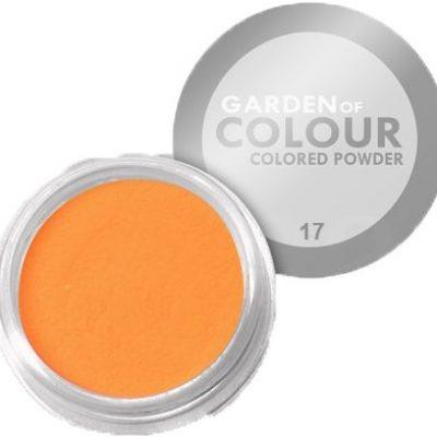Vanity akryl kolorowy the garden of colour nr 17 neon róż 4g 7256