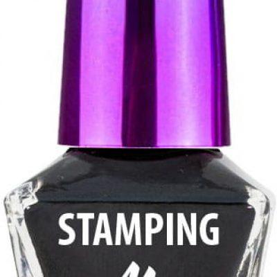 Vanity Lakier Do Stempli Molly Lac 10ml Czarny 103681