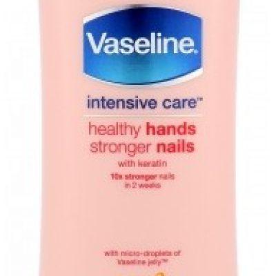 Vaseline Intensive Care Healthy Hands Stronger Nails krem do rąk 200 ml dla kobiet