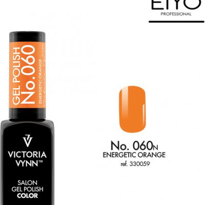 Victoria Vynn Lakier hybrydowy Energetic Orange nr 060 - 8 ml 330059