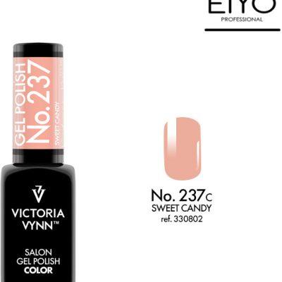 Victoria Vynn Lakier hybrydowy Gel Polish Color SWEET CANDY nr 237 SERENITY GARDEN 8 ml