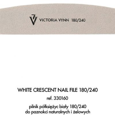 Victoria Vynn PILNIK PÓŁKSIĘŻYC BIAŁY Victoria Vynn 180/240 330160_victoria_vynn