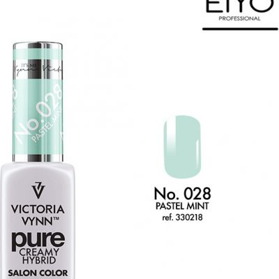 Victoria Vynn PURE CREMY HYBRID 028 PASTEL MINT - 8 ml 330218
