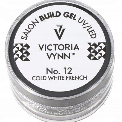 Victoria Vynn Żel budujący Cold White French No.12 SALON BUILD GEL 15 ml