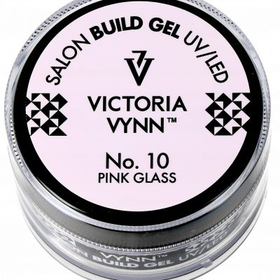 Victoria Vynn Żel budujący Pink Glass No.10 SALON BUILD GEL 15 ml