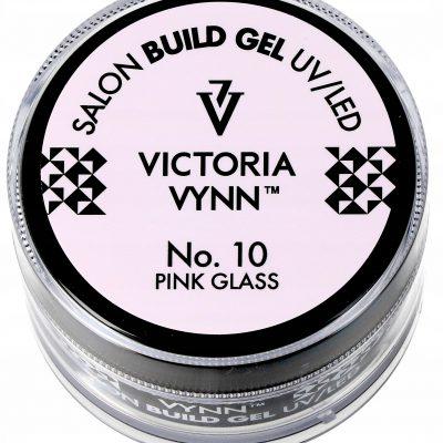Victoria Vynn Żel budujący Pink Glass No.10 SALON BUILD GEL 50 ml
