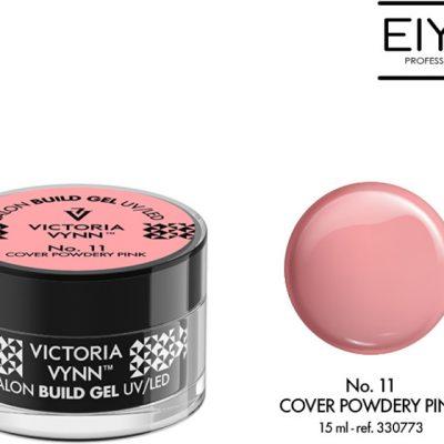 Victoria Vynn Żel budujący Victoria Vynn Cover Powdery Pink No.11 SALON BUILD GEL 15 ml 330773