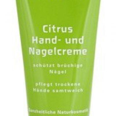 Weleda Body Care krem cytrusowy do rąk i paznokci 50 ml