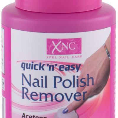 Xpel Xpel Nail Care Acetone Free Quick n Easy 75 ml Zmywacz do paznokci