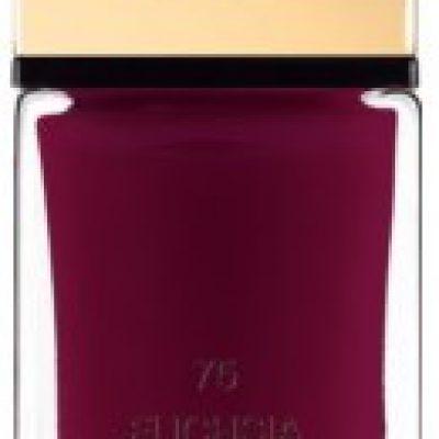 Yves Saint Laurent La Laque Couture lakier do paznokci odcień 75 Fuchsia Over Noir 10 ml