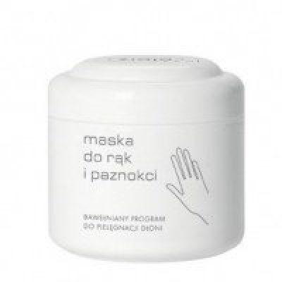 Ziaja Pro maska do rąk i paznokci z bawełną, 250ml