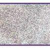 Donegal Brokat kosmetyczny sypki drobny - srebrny (3510) 3g SO_110662
