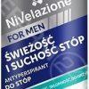 NIVELAZIONE FARMONA NIVELAZIONE MEN dezodorant antyperspirant do stóp Świeżość i Suchość 180ml 17780