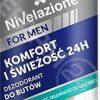 NIVELAZIONE FARMONA NIVELAZIONE MEN Komfort i Świeżość 24h dezodorant do butów 180ml 17779