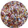 Vanity Brokat Multicolor Hexagon Exclusive 08