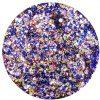 Vanity Brokat Multicolor Hexagon Exclusive 09