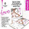 Victoria Vynn Bloczek z kartkami do zapisywania kolejnych wizyt klienta Victoria Vynn 330603